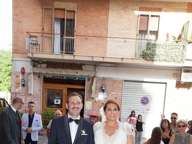 Il matrimonio di Serena e Nicola a Pontecagnano Faiano, Salerno 37