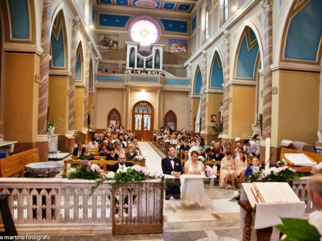 Il matrimonio di Serena e Nicola a Pontecagnano Faiano, Salerno 44
