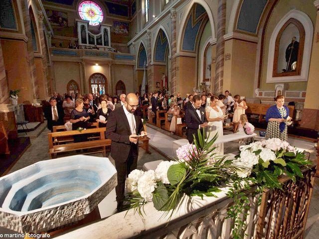 Il matrimonio di Serena e Nicola a Pontecagnano Faiano, Salerno 52