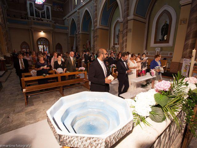 Il matrimonio di Serena e Nicola a Pontecagnano Faiano, Salerno 54