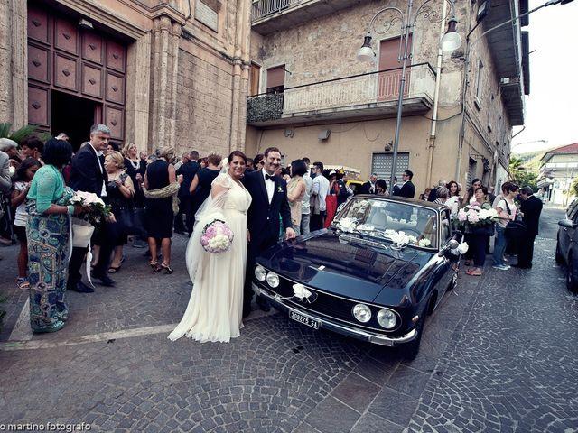 Il matrimonio di Serena e Nicola a Pontecagnano Faiano, Salerno 66