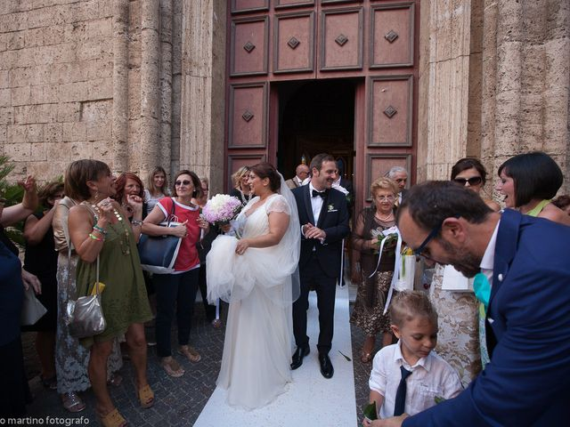Il matrimonio di Serena e Nicola a Pontecagnano Faiano, Salerno 74