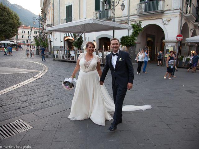 Il matrimonio di Serena e Nicola a Pontecagnano Faiano, Salerno 75