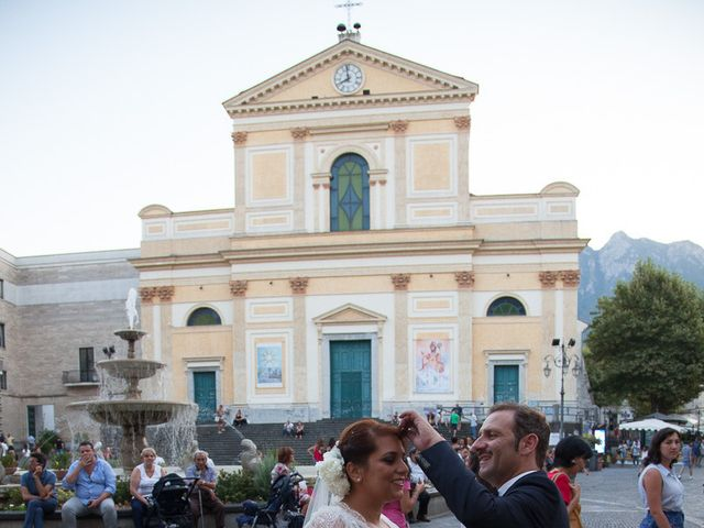 Il matrimonio di Serena e Nicola a Pontecagnano Faiano, Salerno 76
