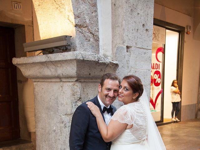Il matrimonio di Serena e Nicola a Pontecagnano Faiano, Salerno 82