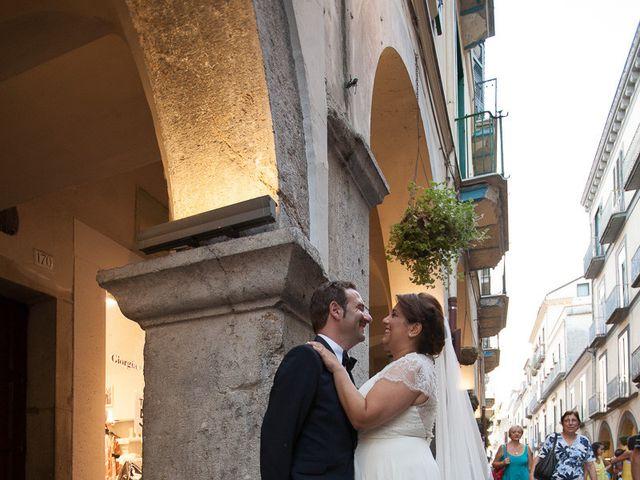 Il matrimonio di Serena e Nicola a Pontecagnano Faiano, Salerno 85