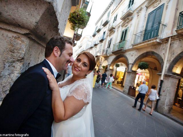 Il matrimonio di Serena e Nicola a Pontecagnano Faiano, Salerno 86