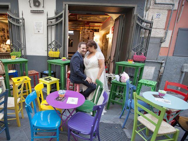 Il matrimonio di Serena e Nicola a Pontecagnano Faiano, Salerno 87