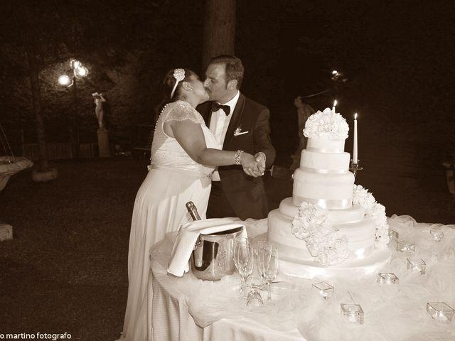 Il matrimonio di Serena e Nicola a Pontecagnano Faiano, Salerno 105