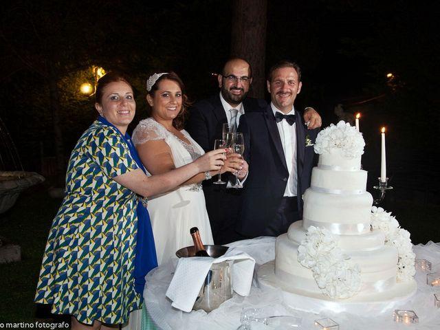 Il matrimonio di Serena e Nicola a Pontecagnano Faiano, Salerno 107