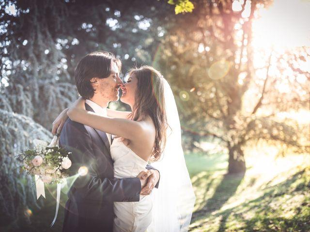 le nozze di Tatiana e Giacomo