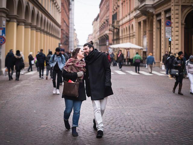Il matrimonio di Paolo e Alice a Bologna, Bologna 11