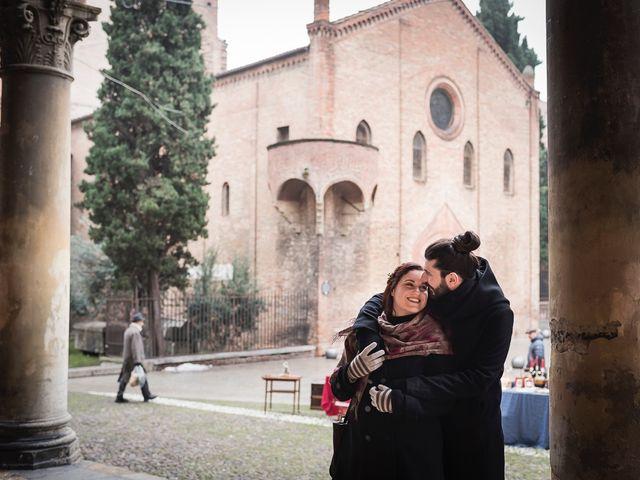 Il matrimonio di Paolo e Alice a Bologna, Bologna 1