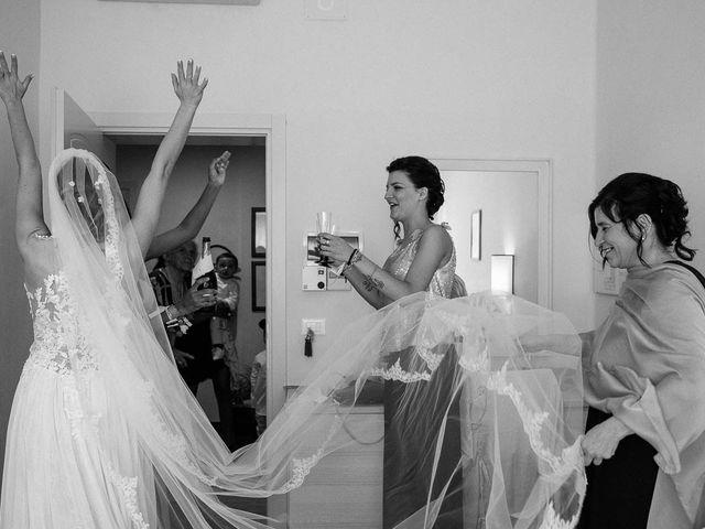Il matrimonio di Devid e Giulia a Follonica, Grosseto 11