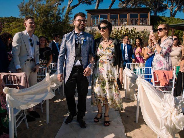 Il matrimonio di Devid e Giulia a Follonica, Grosseto 12