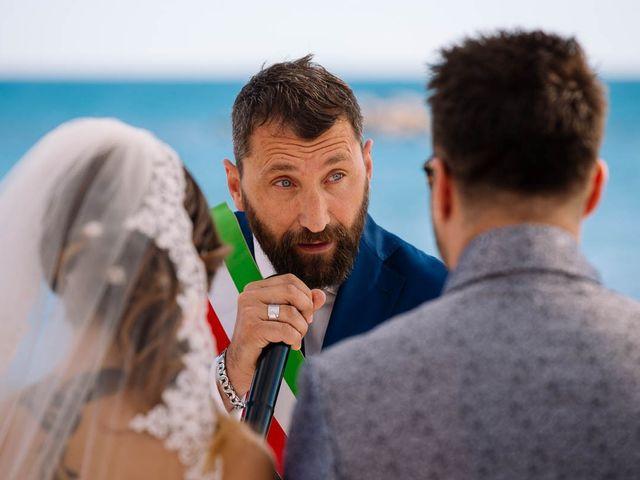 Il matrimonio di Devid e Giulia a Follonica, Grosseto 14