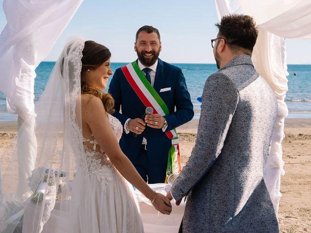Il matrimonio di Devid e Giulia a Follonica, Grosseto 18