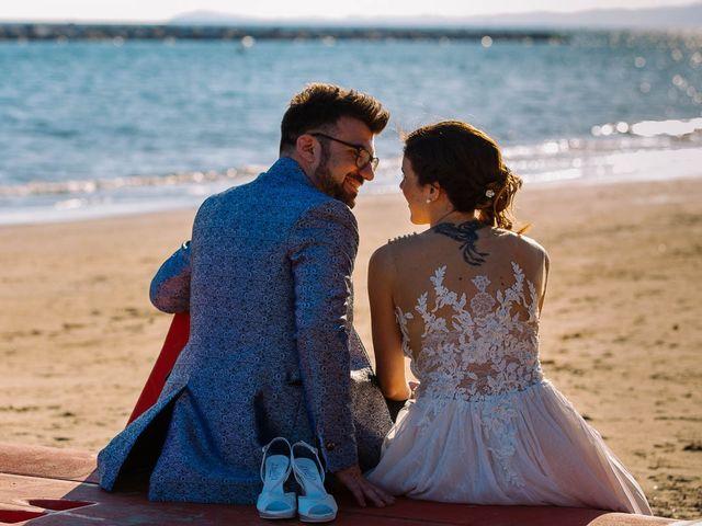 Il matrimonio di Devid e Giulia a Follonica, Grosseto 33