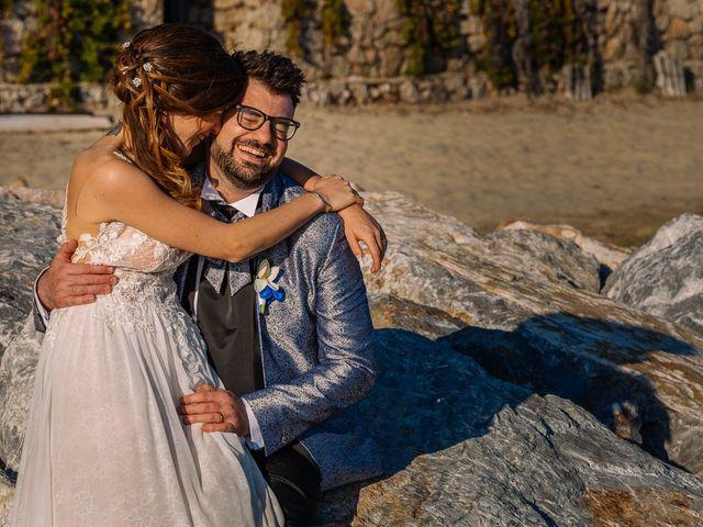 Il matrimonio di Devid e Giulia a Follonica, Grosseto 34