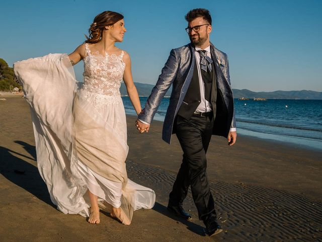 Il matrimonio di Devid e Giulia a Follonica, Grosseto 35