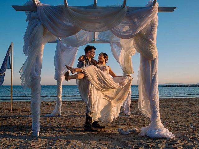 Il matrimonio di Devid e Giulia a Follonica, Grosseto 1