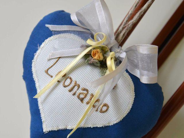 Il matrimonio di Leonardo e Barbara a Uzzano, Pistoia 5