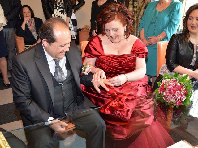 Il matrimonio di Leonardo e Barbara a Uzzano, Pistoia 30