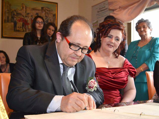 Il matrimonio di Leonardo e Barbara a Uzzano, Pistoia 33