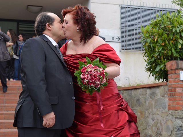 Il matrimonio di Leonardo e Barbara a Uzzano, Pistoia 37