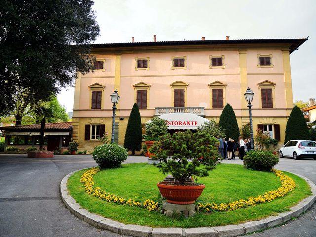 Il matrimonio di Leonardo e Barbara a Uzzano, Pistoia 46
