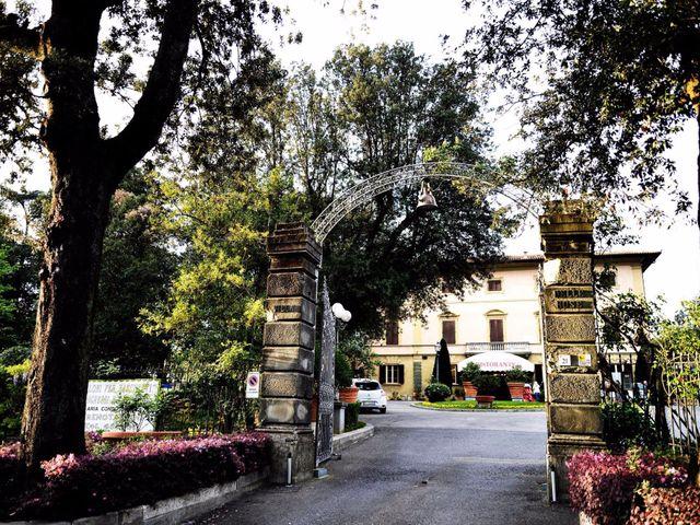 Il matrimonio di Leonardo e Barbara a Uzzano, Pistoia 47