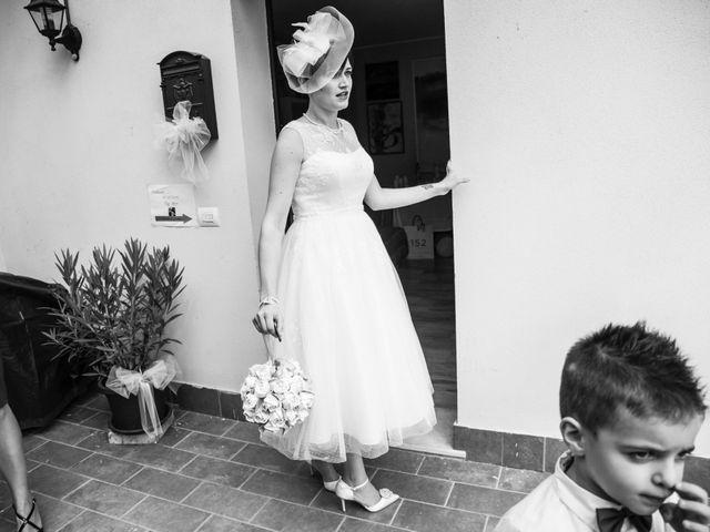 Il matrimonio di Matteo e Claudia a Perugia, Perugia 20