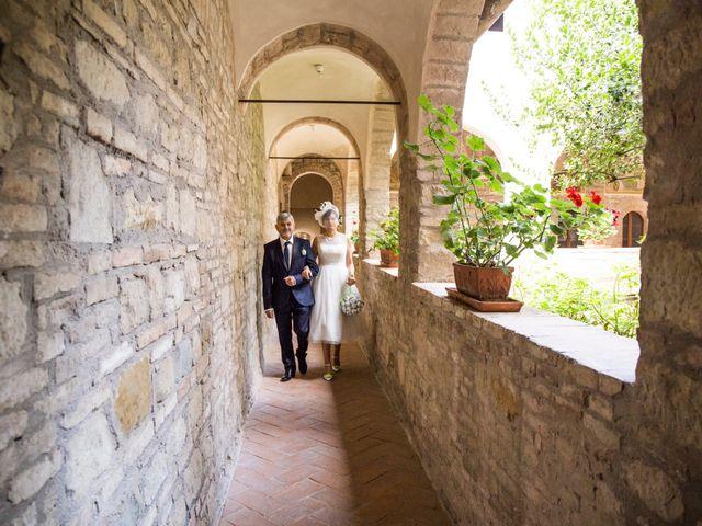 Il matrimonio di Matteo e Claudia a Perugia, Perugia 23