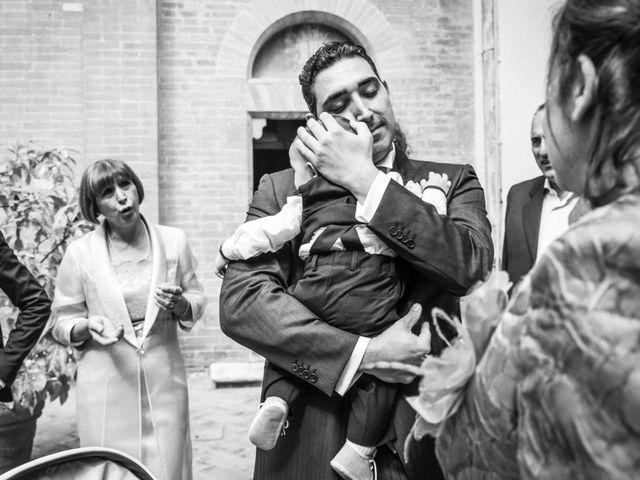 Il matrimonio di Matteo e Claudia a Perugia, Perugia 24