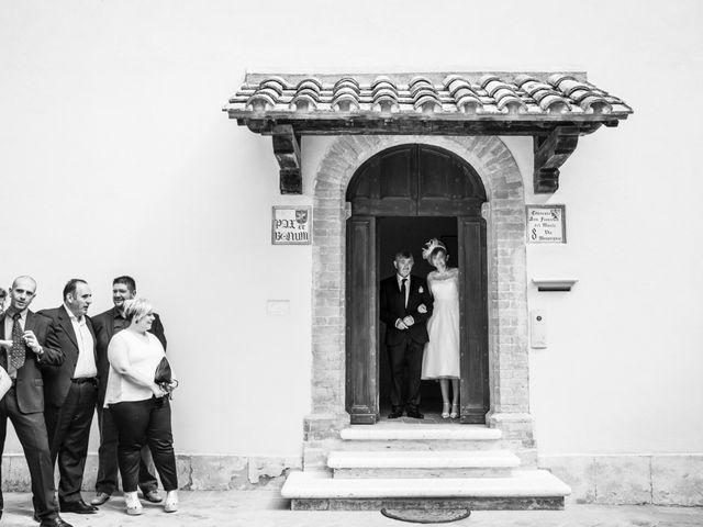 Il matrimonio di Matteo e Claudia a Perugia, Perugia 25