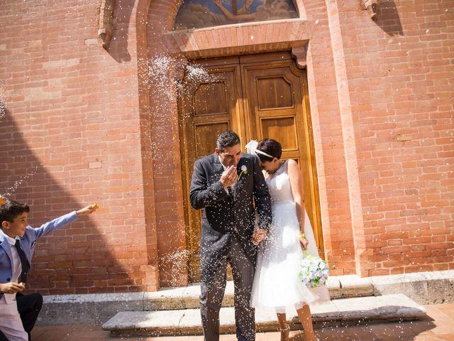 Il matrimonio di Matteo e Claudia a Perugia, Perugia 41