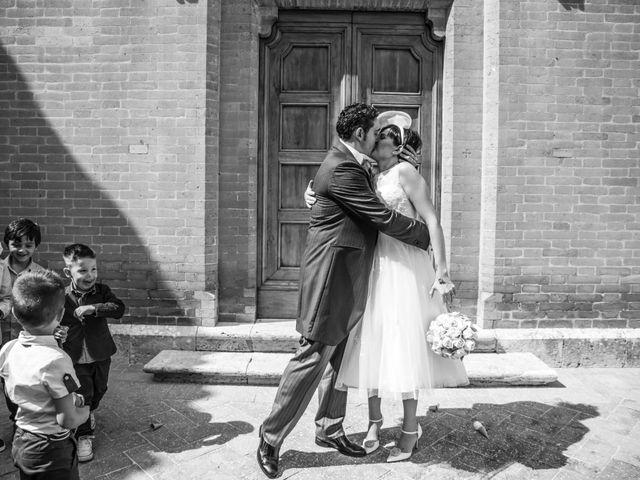 Il matrimonio di Matteo e Claudia a Perugia, Perugia 43