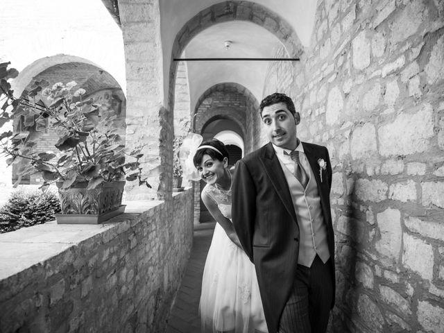 Il matrimonio di Matteo e Claudia a Perugia, Perugia 44