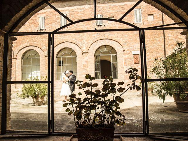 Il matrimonio di Matteo e Claudia a Perugia, Perugia 45