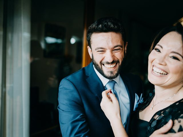 Il matrimonio di Giulio e Pamela a Napoli, Napoli 14