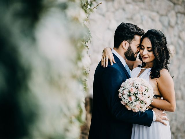 Le nozze di Pamela e Giulio