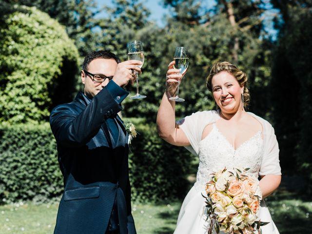 Il matrimonio di Francesco e Laura a Inveruno, Milano 25