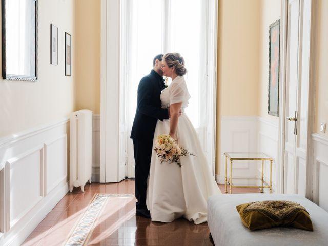 Il matrimonio di Francesco e Laura a Inveruno, Milano 30
