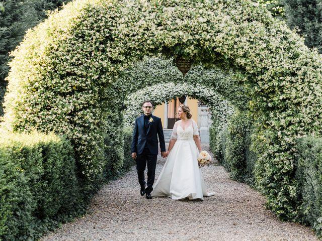 Il matrimonio di Francesco e Laura a Inveruno, Milano 40