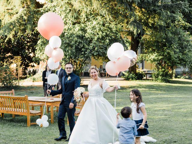 Il matrimonio di Francesco e Laura a Inveruno, Milano 41