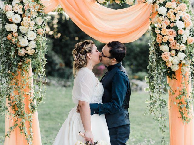 Il matrimonio di Francesco e Laura a Inveruno, Milano 45