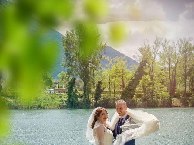 Le nozze di Gessica e Vincenzo