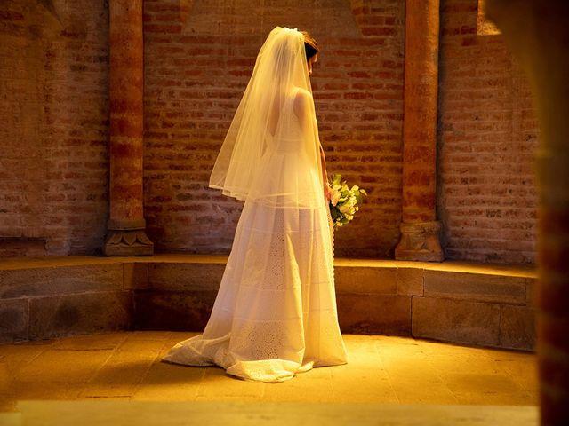 Il matrimonio di Francesco e Silvia a Palaia, Pisa 27