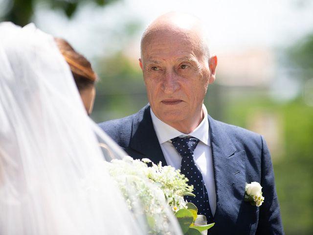 Il matrimonio di Francesco e Silvia a Palaia, Pisa 18
