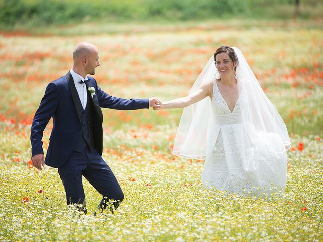 Il matrimonio di Francesco e Silvia a Palaia, Pisa 42